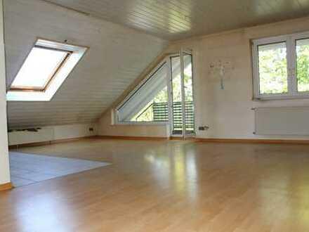 1 Zimmer-Appartment mit Loggia