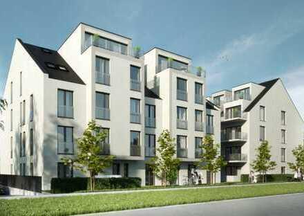 SENSATIONELLE Dachgeschoss-Wohnung - Neubau/Erstbezug (Whg. 23)