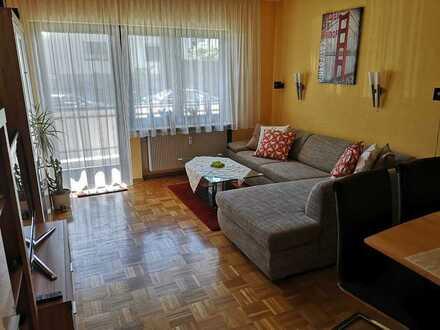 Gepflegte 3-Zimmer-Wohnung mit Balkon und Einbauküche in Filderstadt
