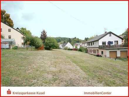 Preiswertes Baugrundstück in Bosenbach