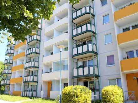 Junges Wohnen - sorgen- und stressfrei! Großzügige 1-Raum-Wohnung mit Balkon