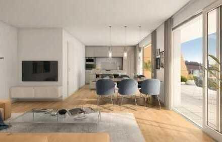 Exklusive 3- Zimmer Wohnung 1.4-1.7