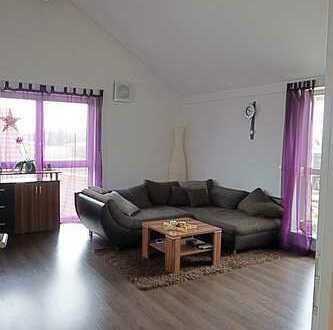 Moderne 3-Zimmer-Wohnung mit Balkon und Loggia