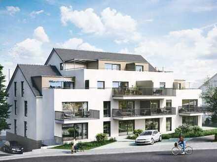 Gute Lage - Gute Perspektive! 3-Zimmer-Neubauwohnung in Magstadt