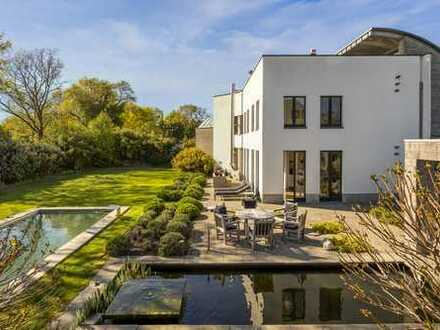 Außergewöhnliche Designer Villa nahe Oldenburg