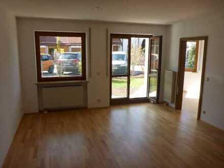 Tolle 2-Zimmer-Terrassenwohnung in Mindelheim