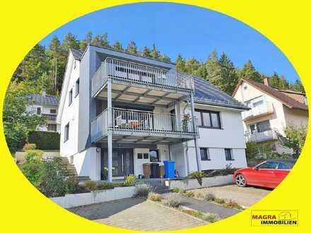 Epfendorf / Tolle Aussichtslage! Attraktive 3-Zimmer-Wohnung