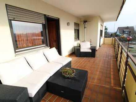 Gepflegte 3-Zimmer-Wohnung mit großem Südbalkon