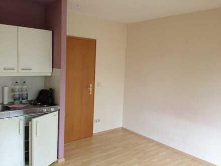 Gepflegte 1-Zimmer-Wohnung mit Balkon in Studenten-Appartmenthaus in Würzburg