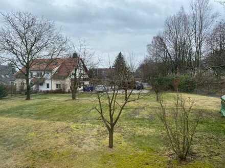 Baugrundstück in Bestlage mit Blick zum Hausberg