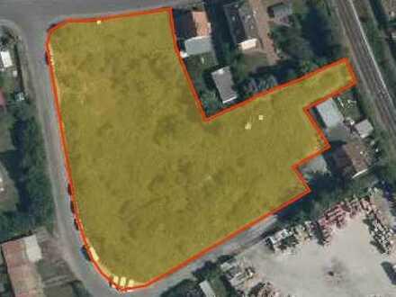 100 €/m² - Gewerbebaugrundstück in Butzbach - ca. 5328 m² - teilbar ab 500 m²