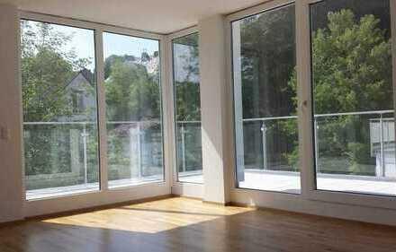Penthouse-Wohnung im Grünen, am beliebten Hangeweiher