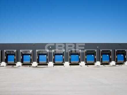 11.600 m² Lager-, Logistik und Produktionshallen in Herne zu vermieten!