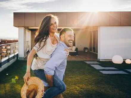 Verwirklichen Sie Ihren Traum ganz oben mit sonniger Dachterrasse zu leben!