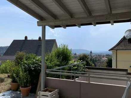 Wunderschöne 2-Zi Terrassenwohnung, nahe Schweizer-Grenze