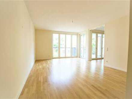 5 Zimmer-Neubauwohnung in Charlottenburger TOP-LAGE! 2 BALKONE, 2 BÄDER + GÄSTE-WC, EBK!