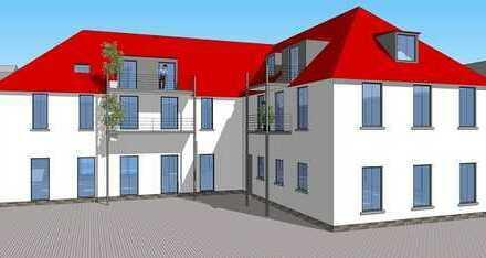 Neubauprojekt von sechs schicken Eigentumswohnungen im Zentrum von Klingenmünster