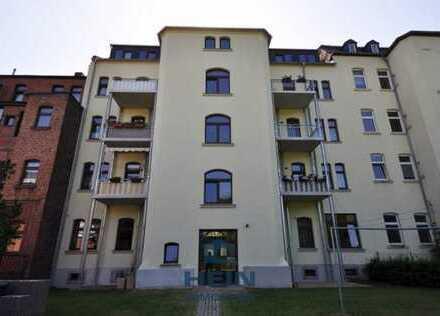 Herrliche 3-Raumwohnung mit Balkon und Kaminanschluss