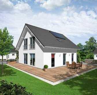 Ein Einfamilienhaus mit durchdachtem Grundriss
