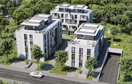 Neubau Bessungen Paul-Wagner-Straße Provisionsfrei