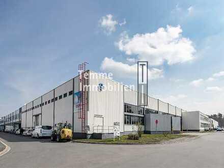 Produktions- / Lagerhalle mit Außenfläche im GIP Grundig Immobilienpark