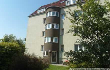 2-Raum Wohnung mit Wohnküche und Süd-West-Balkon!