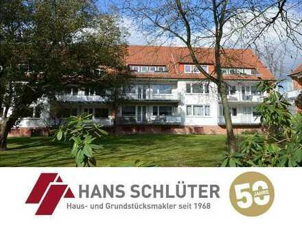 """Große, neuwertige 3 Zimmer Wohnung am """"Club zur Vahr""""!"""