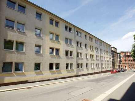Freundliche Zweizimmerwohnung in Haselbrunn