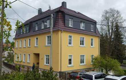 3,5-Zimmer-Wohnung in Callenberg