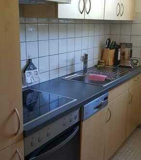 Freundliche Wohnung mit zwei Zimmern in Höfen an der Enz