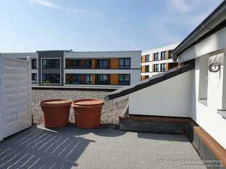 Renovierte 3 Zimmer Wohnung mit Dachterrasse und Einbauküche. ANFRAGEN NUR PER MAIL MIT TEL.NR.