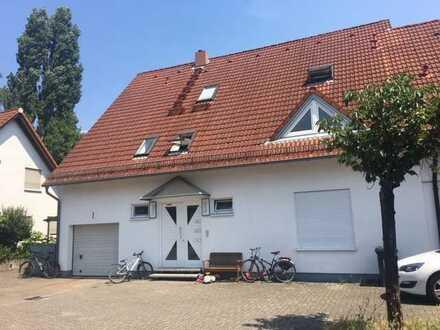 Großzügige Maisonette-Wohnung mit Balkon in Karlsruhe-Nordweststadt