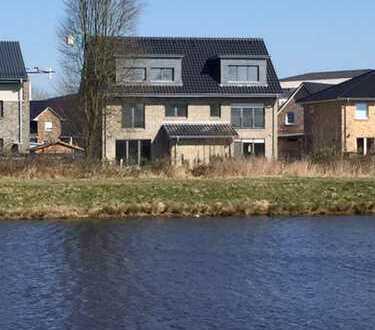 Kaltenkirchen energieeffizientes Doppelhaus unverbaubare Südlage 4-5 Zi. 162 qm