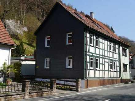 Fachwerkhaus - in moderner Ausführung