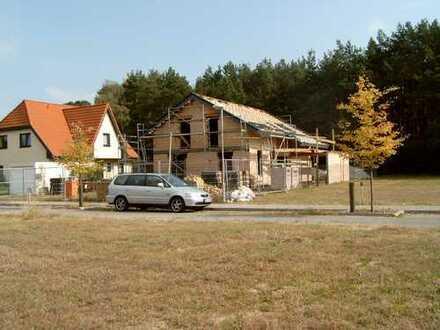 !!! noch 5 erschlossene Baugrundstücke im Havelland in Seenähe und Golfresort Semlin !!!
