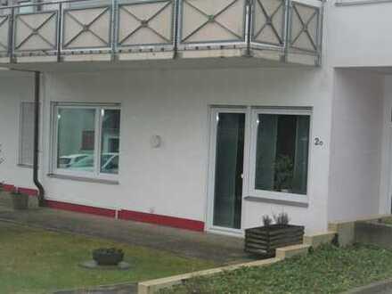 Gepflegte 2- Zimmer-Eigentumswohnung mit Terasse und Stellplatz in Bad Herrenalb Herrenalb