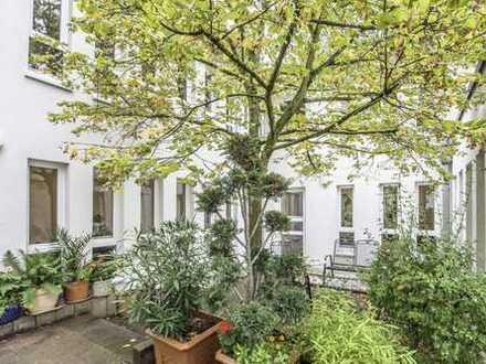 Maisonette Büroräume mit schöner Terrasse