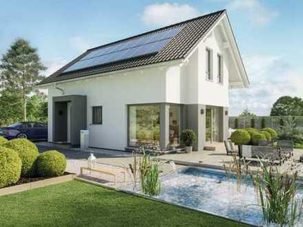 freistehendes 1 Familienhaus mit grossem Grundstück