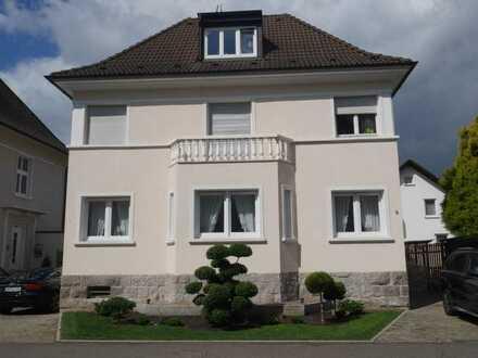 Bühl Repräsentative Stadtvilla in Bühl/Baden mit innovativer Haustechnik in moderner Architektur