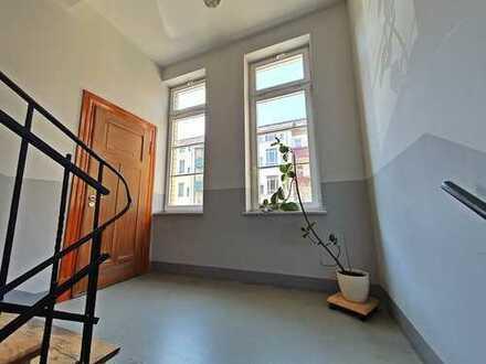 Loftwohnung mit Balkon und Stellplatz