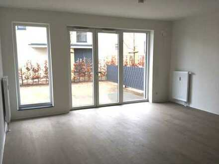 2-Zimmer Terrassenwohnung im Neubau *Erstbezug*
