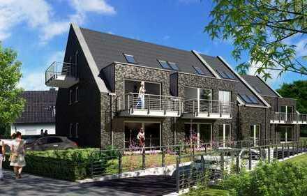 Naturnahes Wohnen im Neubau am Holzbach