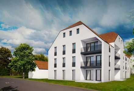 Neubau von 11 barrierefreien Eigentumswohnungen