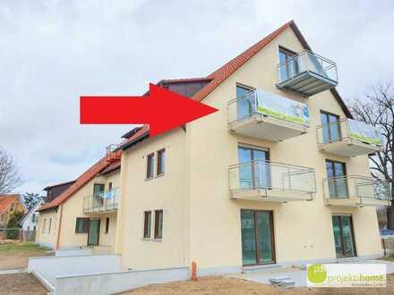 Außergewöhnlich - 3-Zi.-Maisonette-Whg. mit 3x Balkon, 2x Badezimmer, Ankleidezimmer und Klimaanlage
