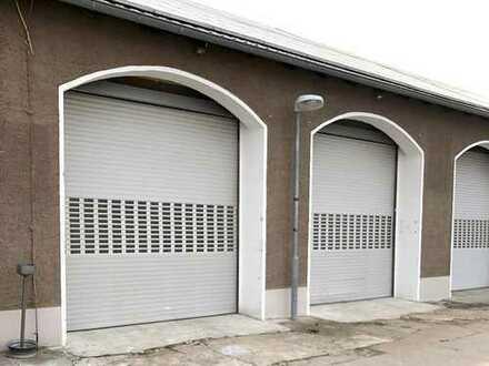 Große Lager-/Produktionshalle oder Werkstatt in zentraler Citylage