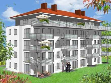 Erstbezug: stilvolle 3-Zimmer-Wohnung mit Balkon in Dietzenbach