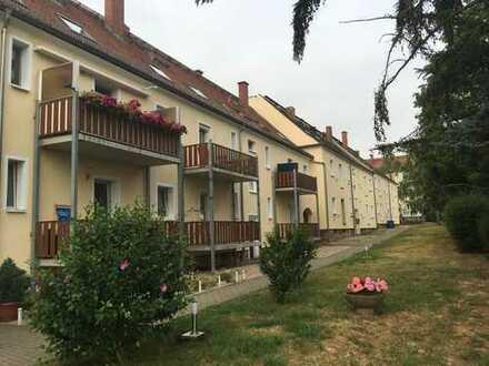 ** schöne Singele Wohnung im Dachgeschoss **