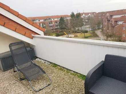 Schöne 3-Zimmerwohnung Mit Dachterrasse in Wettbergen