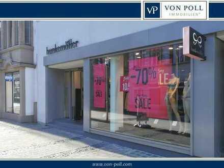 Ladenlokal in A-Lage von Detmold