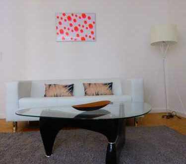 Moderne, helle und ruhige möblierte Wohnung in Neuhausen